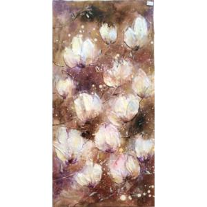 "Festmény: ""Hervadás"" (20x40 cm)"