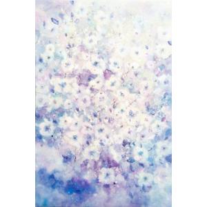"""""""Hajnal"""" Selyem festmény (26.5 x 40 cm)"""