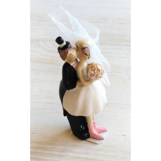 Esküvős pár mini