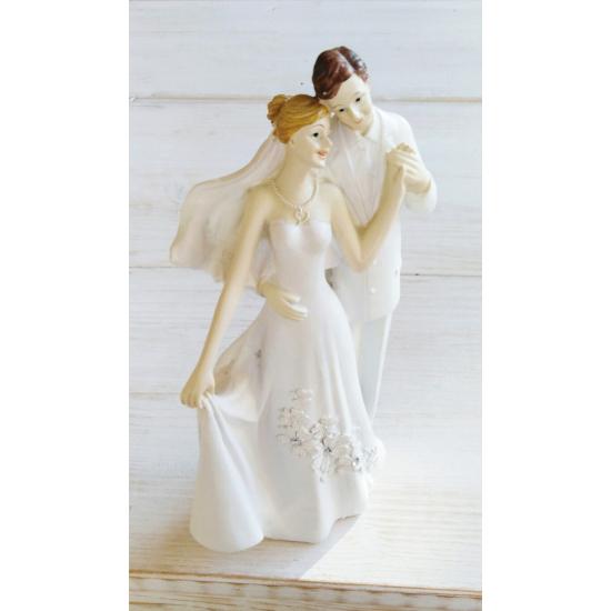 Esküvős pár (nagy méret)