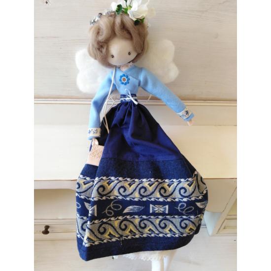 Textil angyal