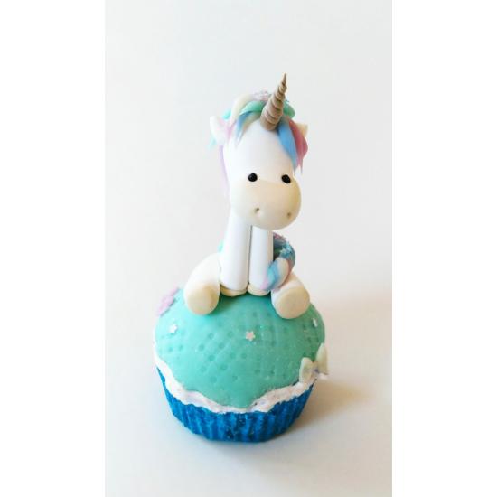 Cupcake unikornis