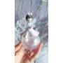 Kép 3/4 - Üveg tündéres fenyőfadísz: M méret