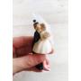 Kép 2/2 - Esküvős pár mini